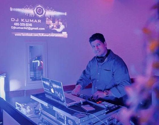 DJ KUMAR