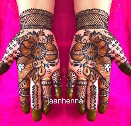 JaanHenna - Wedding, Arabic, Traditional Henna