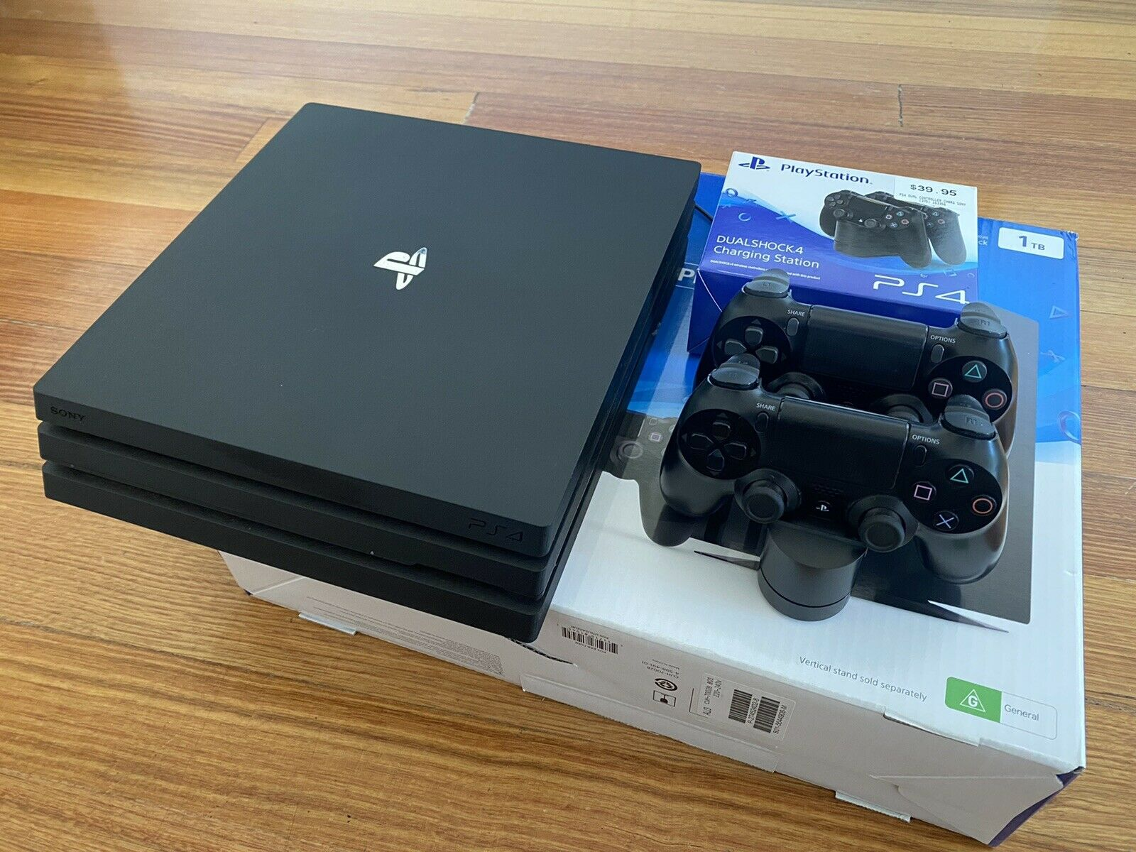 PlayStation 4 Slim  Pro (1TB) - PS4 Game