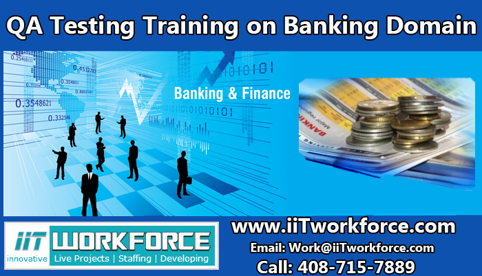QA Testing Training on Banking Domain Project