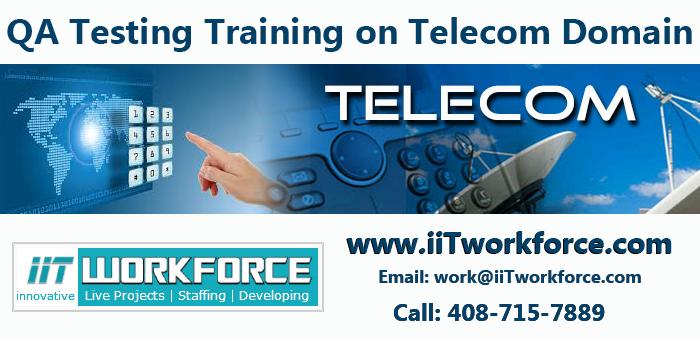 QA Testing Training on Telecom Domain Project