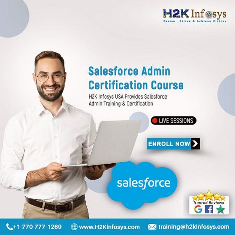 Salesforce Admin Certification Course
