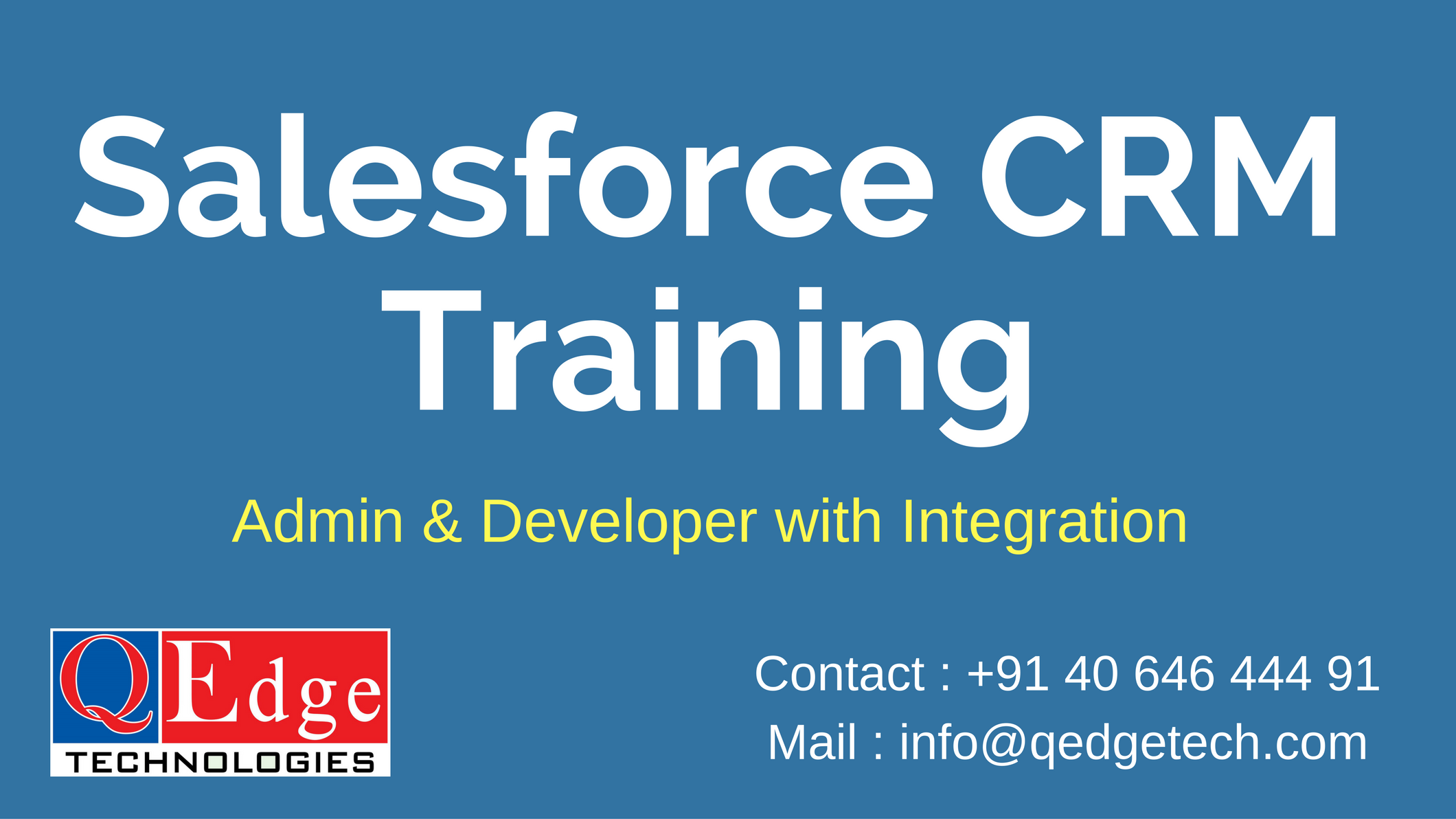Salesforce Online Training USA, UK, India, Canada