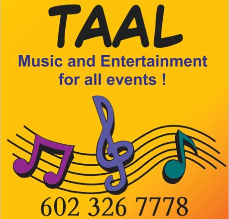Taal music and entertainment for all events