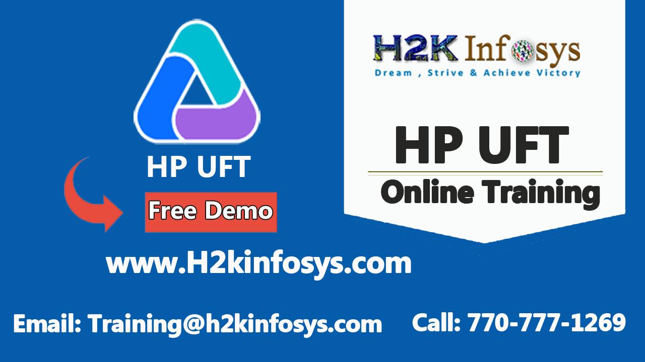 UFT Online Training Course