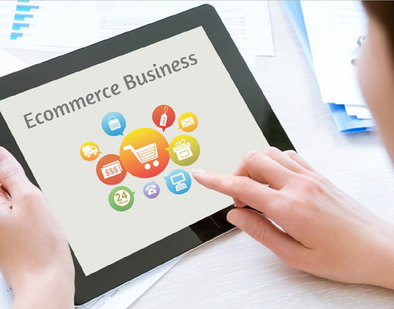 This is an opportunity for an E-commerce business