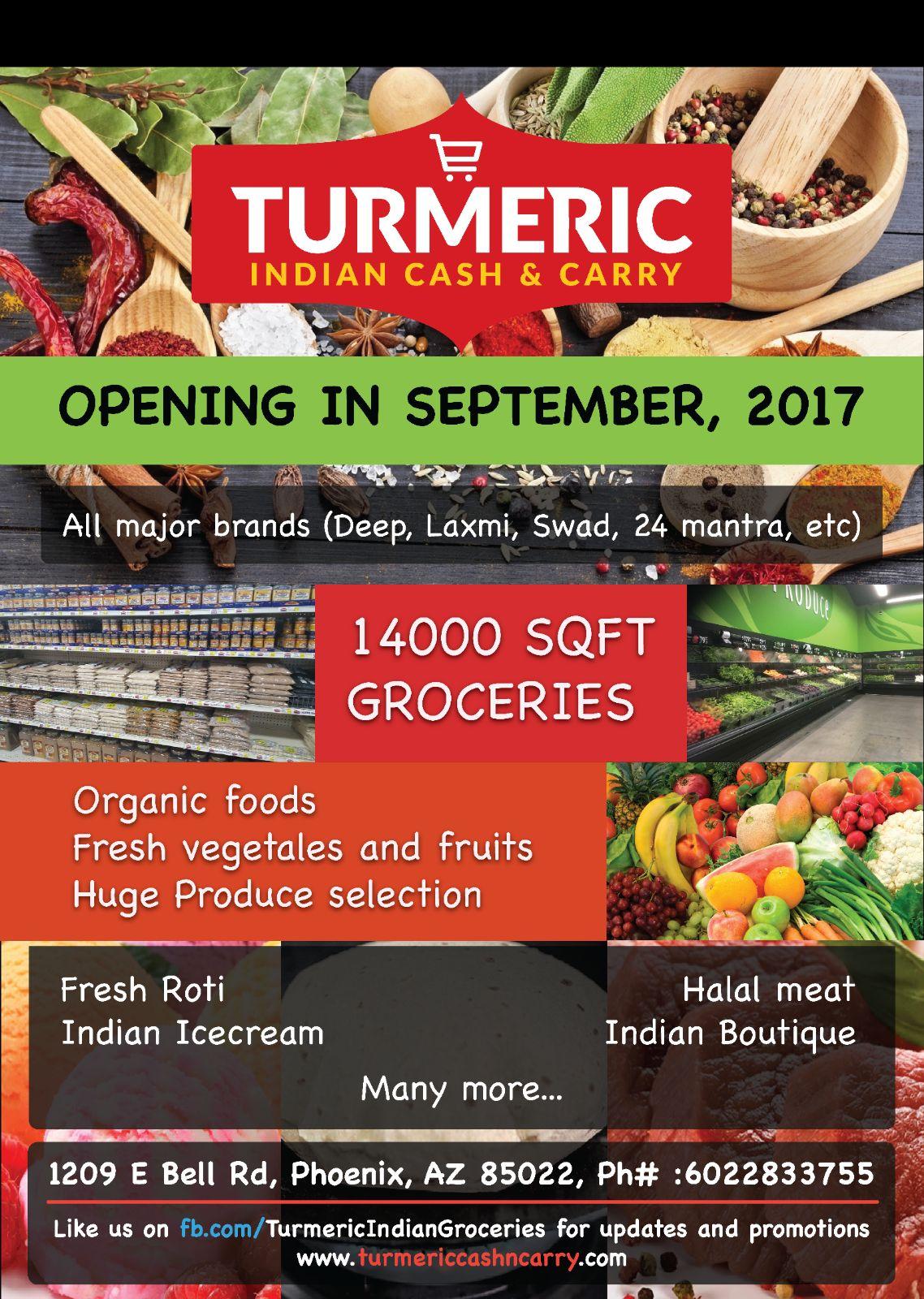 Turmeric Indian Groceries