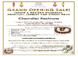 Chandler Fashions - India..