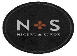 Nickel   Suede