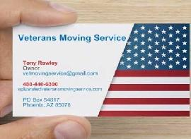 Veterans Moving Service