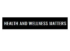 Health and Wellness Matte..