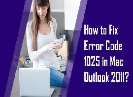 outlook 2011 error code 1..