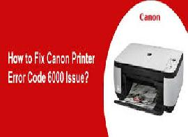 Steps to Fix Canon Printe..
