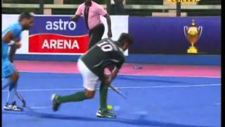 21st sultan azlan shah cup 2012 india vs pakistan 2nd half
