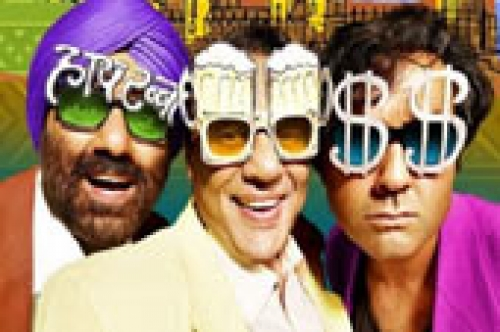 yamla pagla deewana 2 movie trailor
