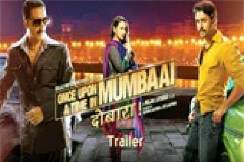 once upon a time in mumbaai dobaara movie trailer