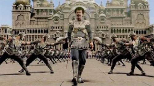 kochadaiiyaan movie teaser