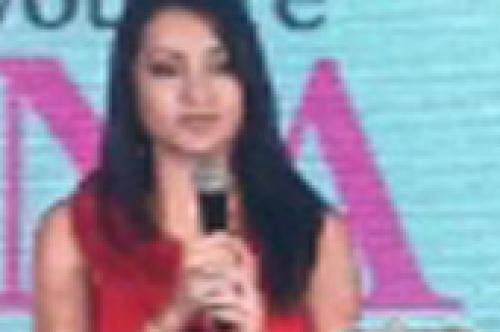 trisha at femina tamil magazine launch