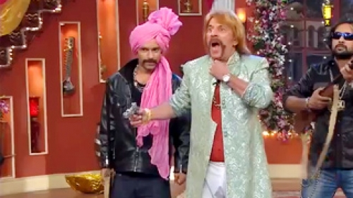comedy nights with kapil shadi ke side effect