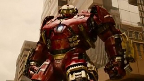 avengers age of ultron official teaser