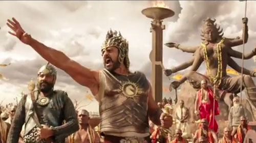 baahubali the beginning official trailer