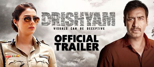 drishyam official trailer