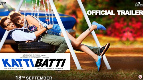 katti batti official trailer