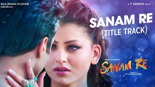 sanam re title song full video