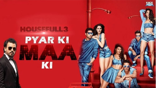 pyar ki video song housefull 3