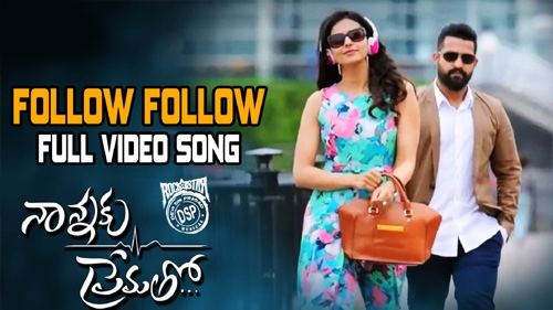follow follow video song