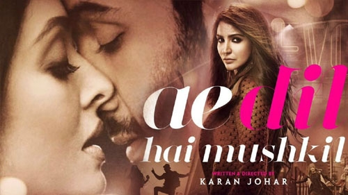 ae dil hai mushkil official trailer