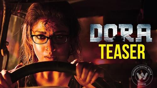 dora official tamil teaser