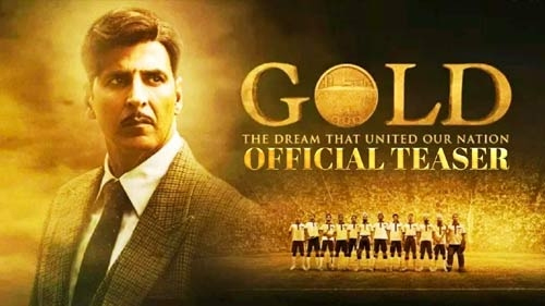 gold official teaser