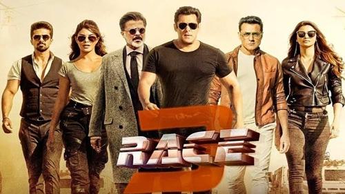 race 3 official trailer