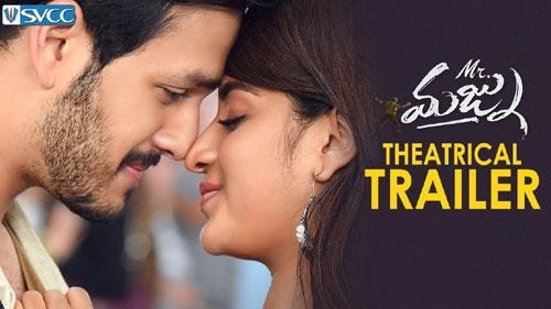 mr majnu theatrical trailer