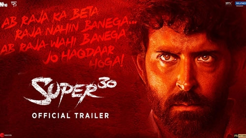super 30 official trailer