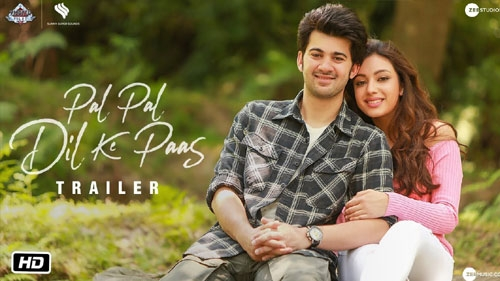 pal pal dil ke paas official trailer