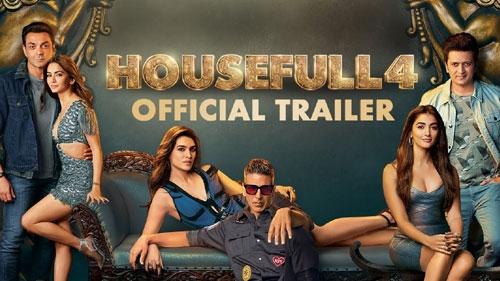 housefull 4 official trailer