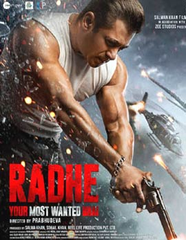 Radhe Movie Review, Rating, Story, Cast and Crew