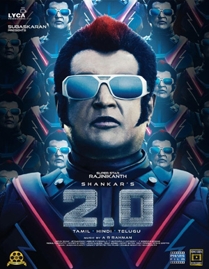 2.0 Tamil Movie - Show Timings