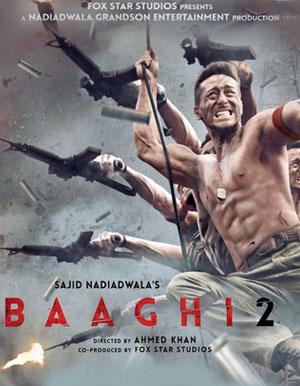 Baaghi 2 Hindi Movie