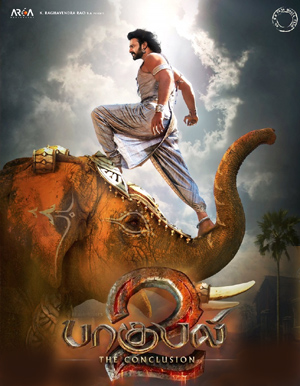 Baahubali 2 Tamil Movie - Show Timings