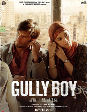 Gully Boy Hindi Movie