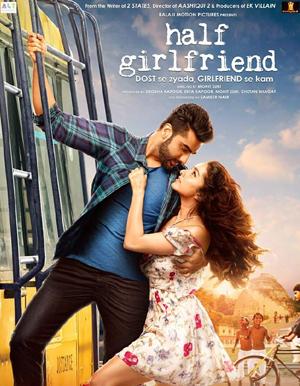Half Girlfriend Hindi Movie