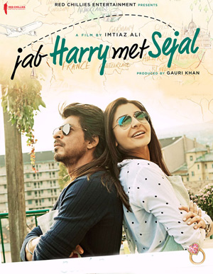 Jab Harry Met Sejal Hindi Movie - Show Timings