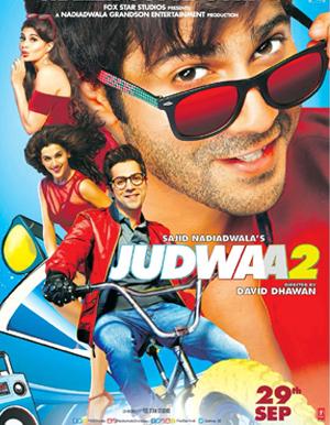 Judwaa 2 Hindi Movie