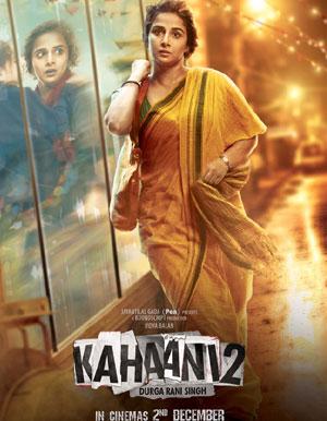 Kahaani 2 Hindi Movie - Show Timings