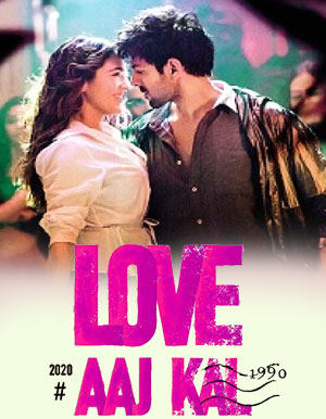 Love Aaj Kal Hindi Movie - Show Timings