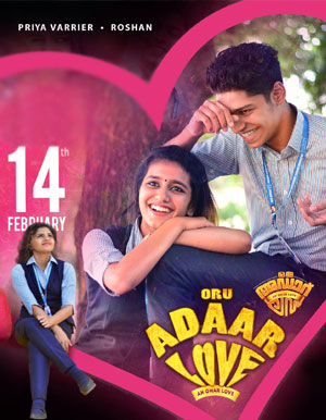 Oru Adaar Love Malayalam Movie