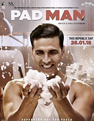 Pad Man Hindi Movie